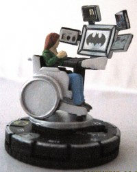 Heroclix DC 10th Anniversary 017 Oracle