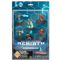 Heroclix DC Rebirth Fast Forces Set
