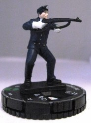 Heroclix Dark Knight Rises 020 The Joker as Sgt.