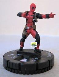 Heroclix Deadpool & X-Force 017 Deadpool
