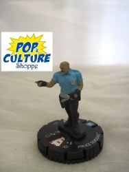Heroclix Earth X 009 Police Sergeant