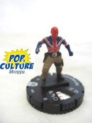 Heroclix Earth X 012 Red Union Jack