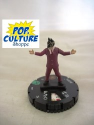 Heroclix Earth X 017 Jackal