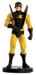 Heroclix Fantastic Forces 020 Yellowjacket