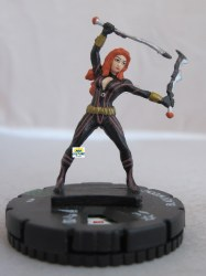 Heroclix Fear Itself 016 Black Widow
