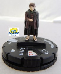 Heroclix Fellowship of the Ring 001 Frodo Baggins