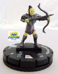 Heroclix Fellowship of the Ring 005 Moria Orc Archer