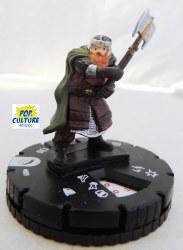 Heroclix Fellowship of the Ring 009 Gimli