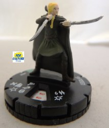Heroclix Fellowship of the Ring 018 Legolas Grenleaf