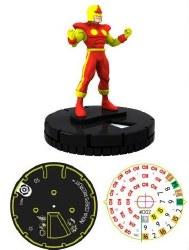 Heroclix Galactic Guardians 002 Nova Corps Recruit