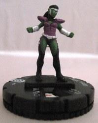 Heroclix Galactic Guardians 004 Skrull Rebel
