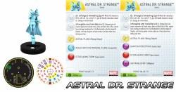 Heroclix Galactic Guardians 014 Astral Dr. Strange