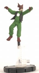Heroclix Green Lantern Corps 001 G'Nort