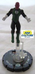 Heroclix Green Lantern Corps 003p Abin Sur - Purple Ring