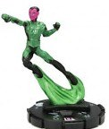 Heroclix Green Lantern Movie Gravity Feed 005 Sinestro