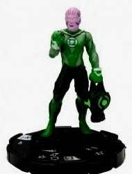Heroclix Green Lantern Movie Gravity Feed 007 Abin Sur