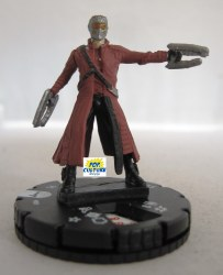 Heroclix Guardians of the Galaxy (Movie) 001 Star-Lord