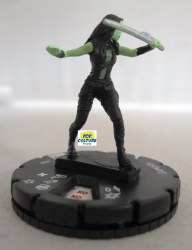 Heroclix Guardians of the Galaxy (Movie) 002 Gamora