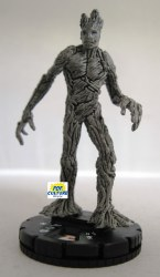 Heroclix Guardians of the Galaxy (Movie) 009 Groot