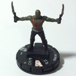 Heroclix Guardians of the Galaxy (Movie) 013 Drax the Destroyer