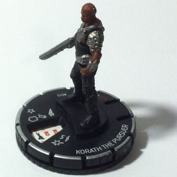 Heroclix Guardians of the Galaxy (Movie) 015 Korath the Pursuer
