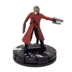 Heroclix Guardians of the Galaxy (Movie) 101 Star-Lord