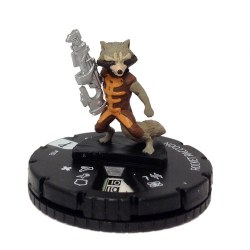 Heroclix Guardians of the Galaxy (Movie) 102 Rocket Raccoon