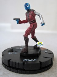 Heroclix Guardians of the Galaxy v.2 015 Nebula Chase