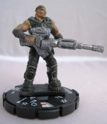 Heroclix Gears of War 003 Augustus Cole