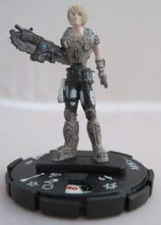 Heroclix Gears of War 005 Anya Stroud