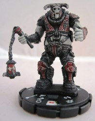 Heroclix Gears of War 006 Mauler