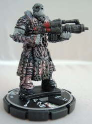 Heroclix Gears of War 009 General Raam