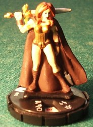 Heroclix Hammer of Thor 012 Valkyrie