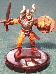 Heroclix Hammer of Thor 014 Asgardian Warrior