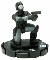 Heroclix Halo: 10th Anniversary 003 ODST (Magnum Pistol)