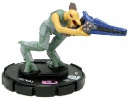 Heroclix Halo: 10th Anniversary 008 Jackal (Beam Rifle)