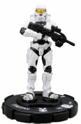 Heroclix Halo: 10th Anniversary 010 Spartan (Battle Rifle)