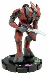 Heroclix Halo: 10th Anniversary 016 Elite (Carbine)