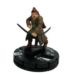 Heroclix Hobbit: Desolation of Smaug 009 Bard the Bowman
