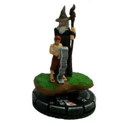 Heroclix Hobbit: Desolation of Smaug 020 Bilbo Baggins and Gandalf the Grey