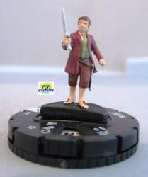 Heroclix Hobbit: Lonely Mountain 001 Bilbo Baggins