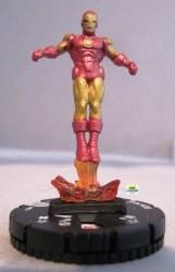 Heroclix Invincible Iron Man 001a Iron Man