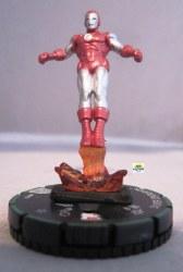 Heroclix Invincible Iron Man 001b Silver Centurion