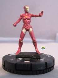 Heroclix Invincible Iron Man 002 Rescue