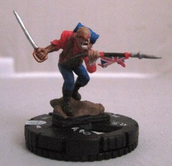 Heroclix Iron Maiden 005 The Trooper