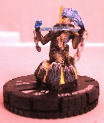 Heroclix Iron Maiden 007 Live After Death