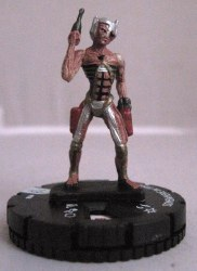 Heroclix Iron Maiden 008 Somewhere in Time