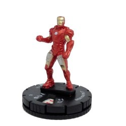 Heroclix Iron Man 3 Movie 001 Iron Man Mk 7