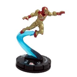 Heroclix Iron Man 3 Movie 002 Iron Man Mk 42