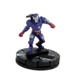 Heroclix Iron Man 3 Movie 003 Iron Patriot